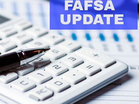 Changes Again in FAFSA