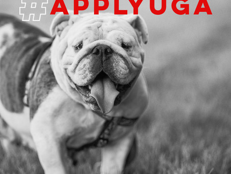 UGA is now AVAILABLE on Common App