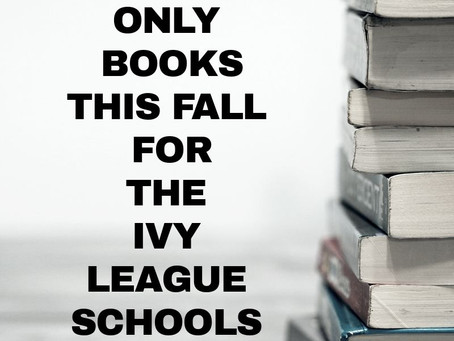 All Books...No Play