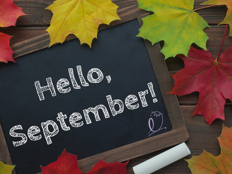 Kick-off September - Admissions Style