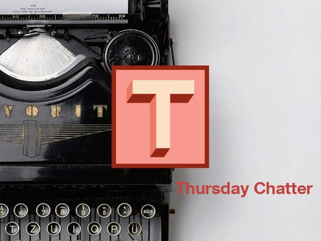 Thursday Chatter - Common Application