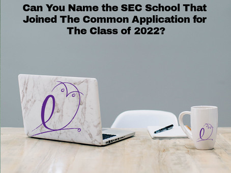 Common App Releases Names of New Members for Class of 2022