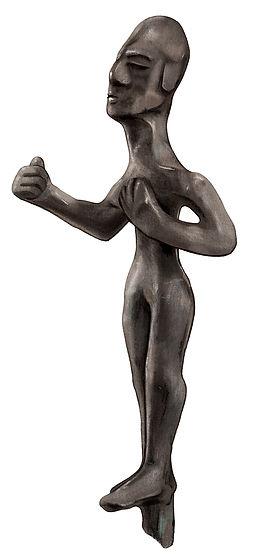 Bronze_Figur_Atelier_Guido_Köhler_Luwia