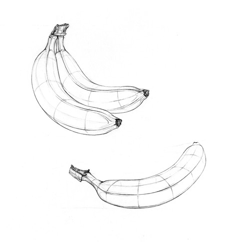 Banane_Lucy_Kägi_Illustration