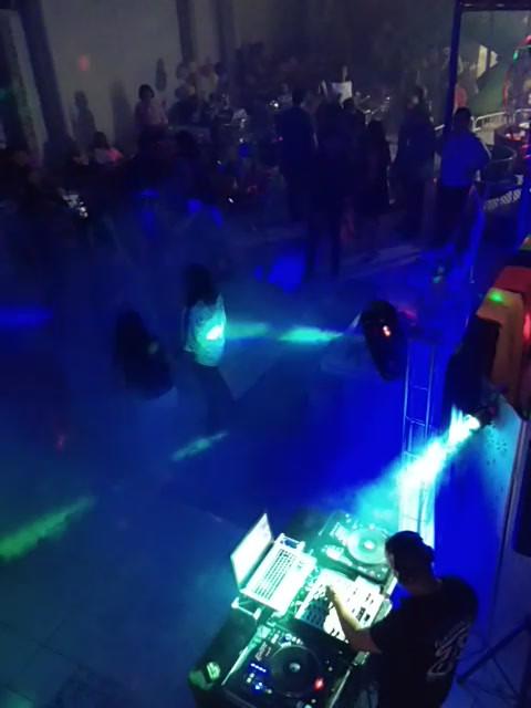 Festa com DJ - Baladinha