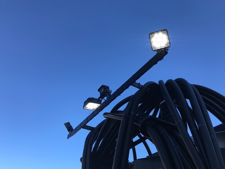 Work Lights (Choice of 2-4 LED Units)