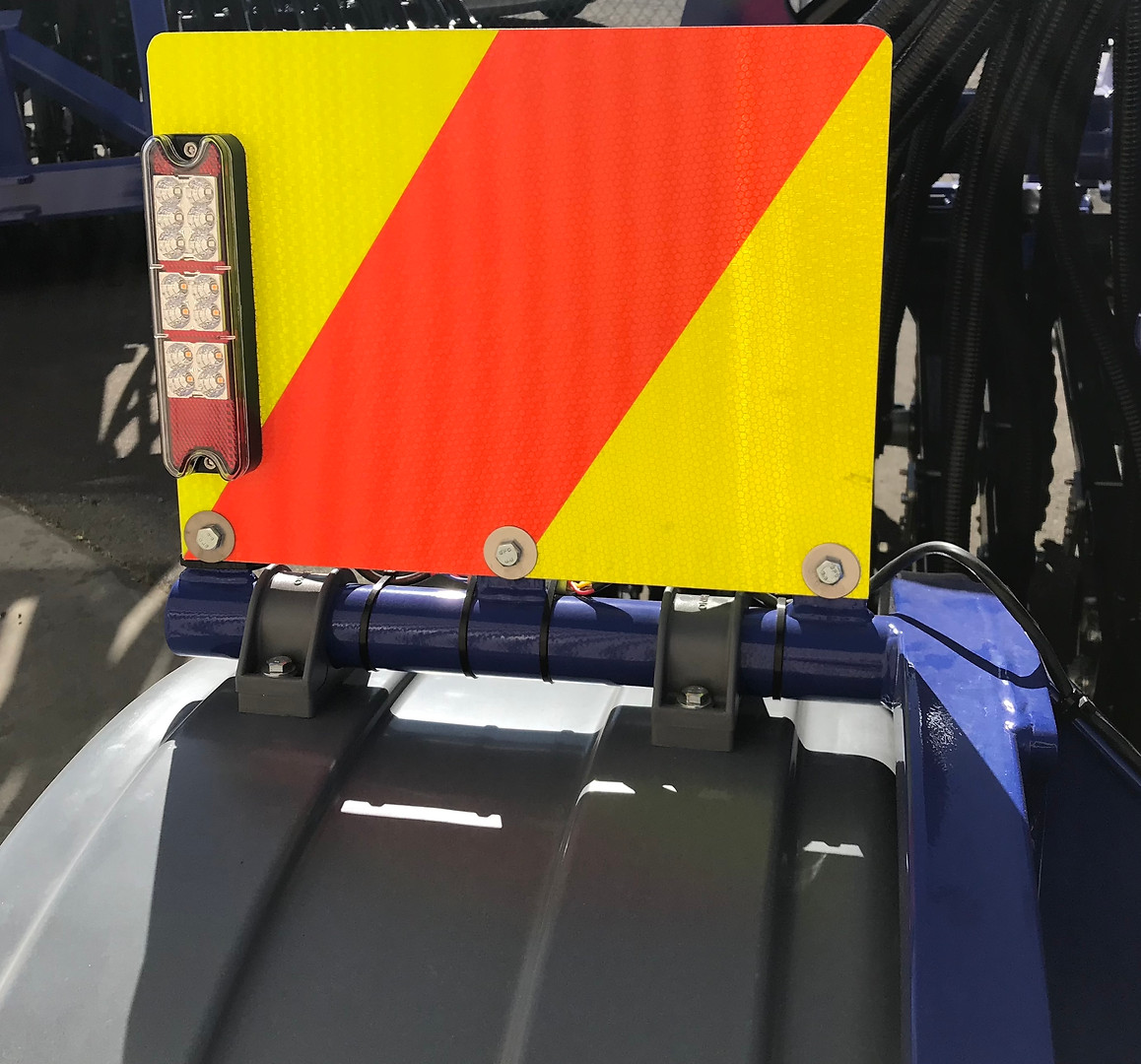 Tail Lights & Oversize Panels