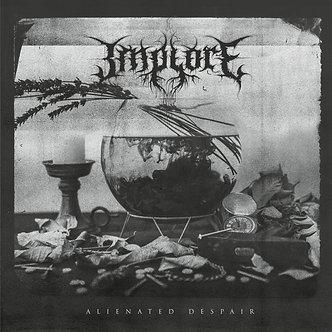 Implore - Alienated Despair LP