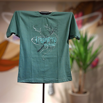 Camiseta Anatema Verde