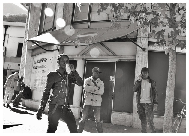 The Boys on the Corner