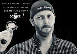 let me make you a coffee!