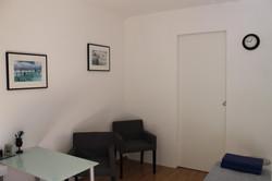 Salle de consultation Arnaud BARDEY
