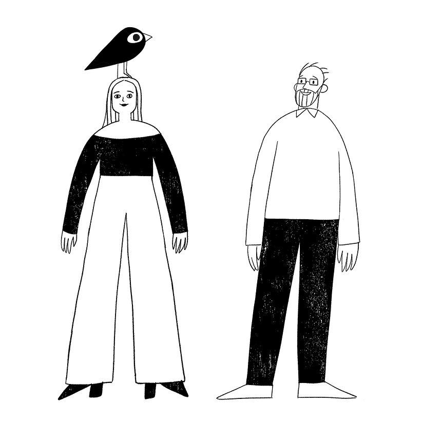 karakterene