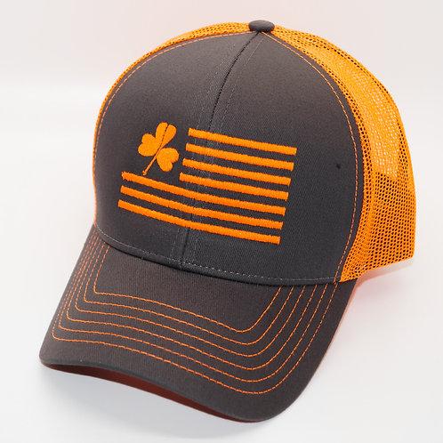 Shamrock Flag Hat