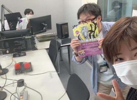 9/18 いいだFM「きら倶楽部」出演しました!