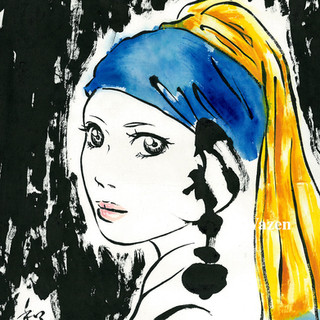 「真珠の耳飾りの少女」ー耳・玉
