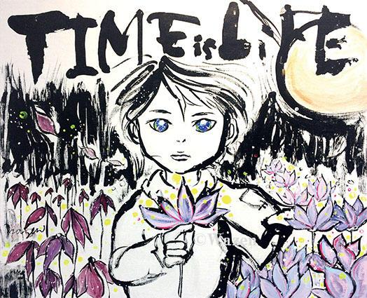 『モモ』-Time is LiFE