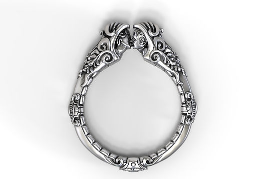 anniversary baroque ring