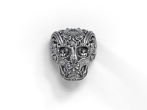 Fantasy Skull Ring