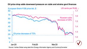 Russian economy: COVID19 stress test