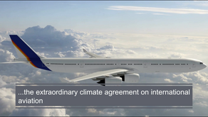 The extraordinary climate agreement on international aviation