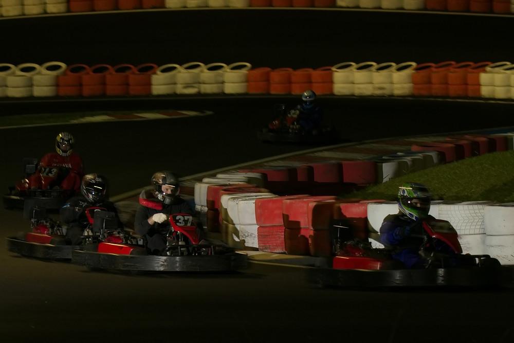 Olha, olha olha! Está quase! PKL-E02 T-2017. Paulista Kart League PKL