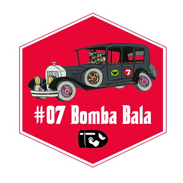 #07 Bomba Bala - 7BB PKL Paulista Kart League