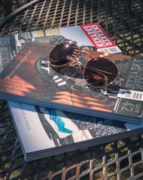 Sneaker freaker magazines