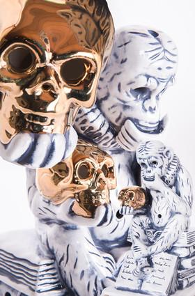 'Thinking monkey' incense chamber van het Japanse merk Neighborhood