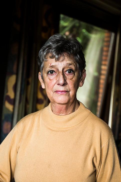 Portret van mijn oma