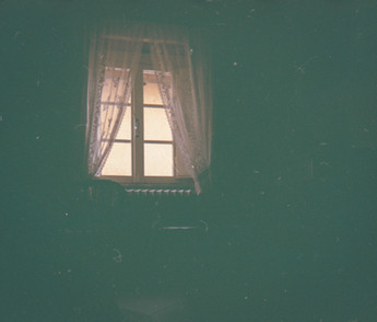 Foto gemaakt met disposable camera. (Italië)