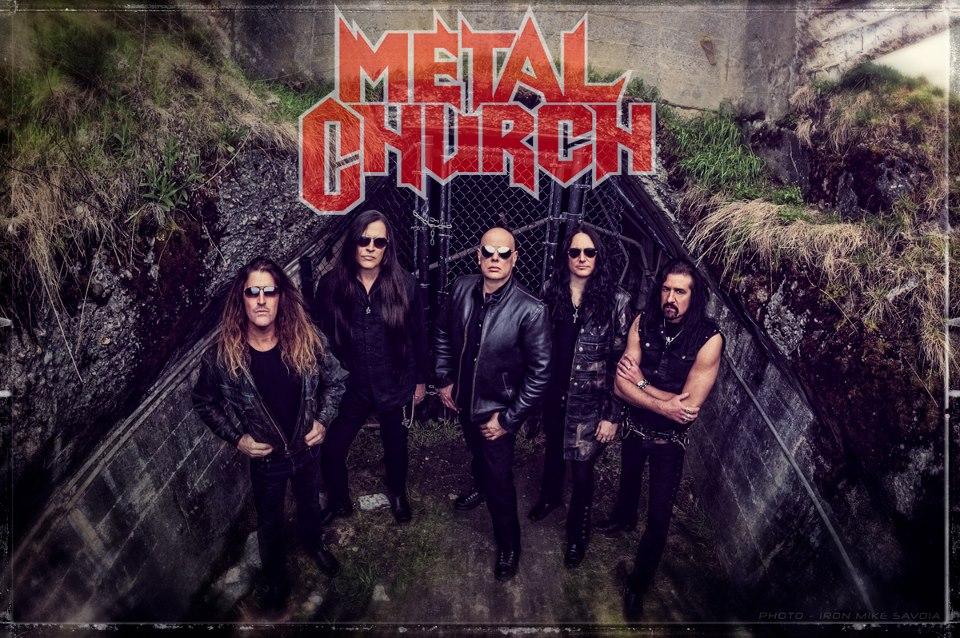 Ronny Munroe - Metal Church