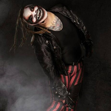 Bray Wyatt of WWE in Kylla