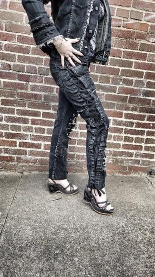 Sample Sale- Women's Denim jeans -LAST ONES - size 2 and 4