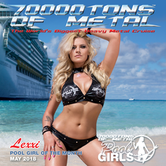 The 70000 Tons of Metal Pool Girls in Kylla