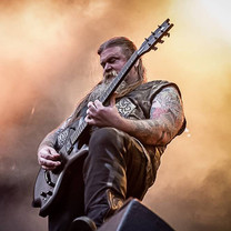 Ivar Bjornson of Enslaved in Kylla