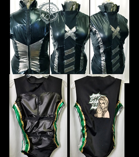 Custom Pro Wrestling Gear - Spandex Ring Top - MADE TO ORDER(allow 3 months)