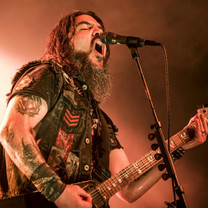 Robb Flynn of Machine Head in Kylla