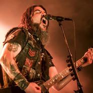 Robb Flynn of Machine Head in Kylla