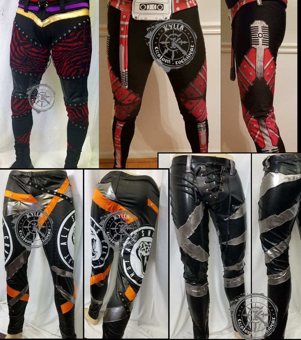 Custom Pro Wrestling Gear - Spandex