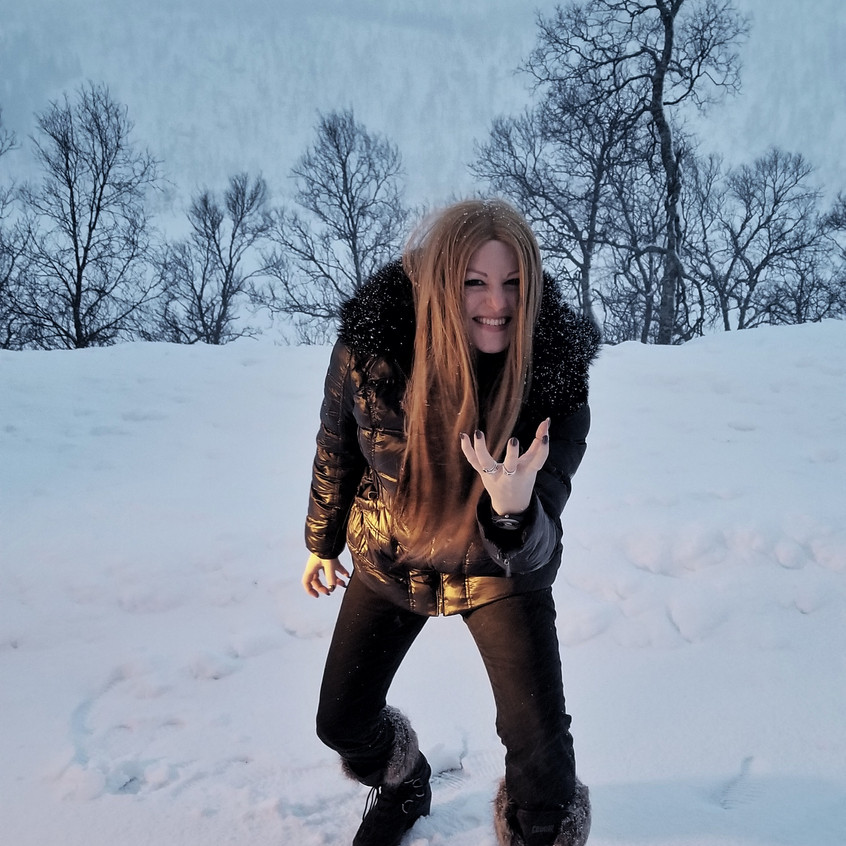 When in Norway...obligatory grimpic