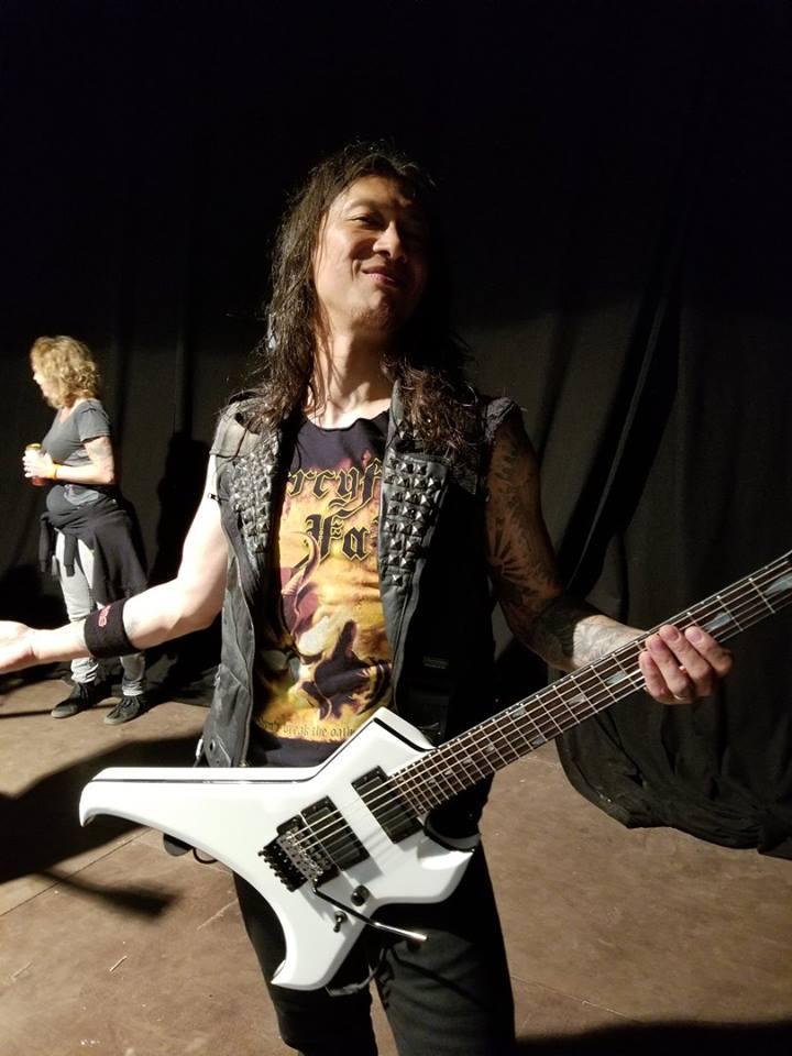 Death Angel in a Kylla at Metaldays