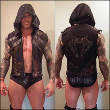 Randy Orton of WWE in Kylla