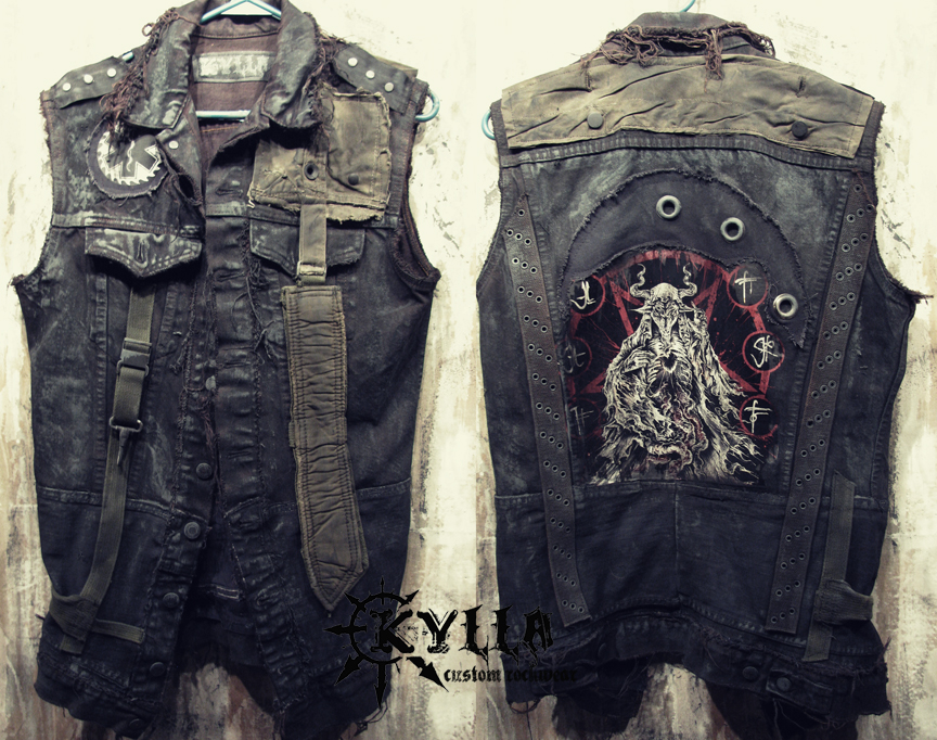 Copyright Kylla Custom Rock Wear