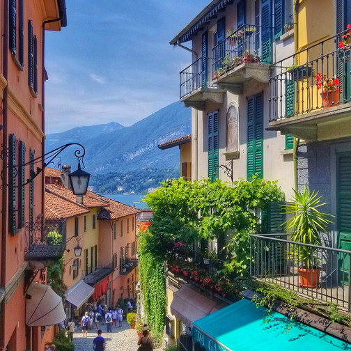 Lake Como, Italy - Bellagio