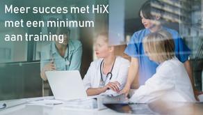 Sneller meer succes met HiX?