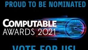 Permento is genomineerd voor de Computable Award 2021 in de categorie Digitale Innovatie