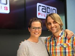Besuch bei Radio Pilatus Hit600