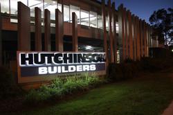 A Sign Design Hutchinson Builders
