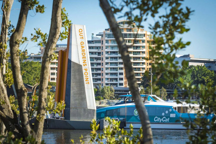 Brisbane City Council Ferry Infrastructure Project